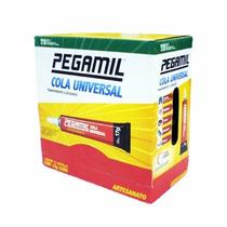Cola Universal Pegamil 17g Caixa C12 P/ Artesanato E Reparos