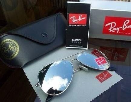 42eb606878 Super Oferta! Gafas Ray Ban Aviador Original Lente Colores - $ 170.000 en  Mercado Libre