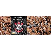 Album Corinthians Campeão Dos Campeões Figurinhas P/colar