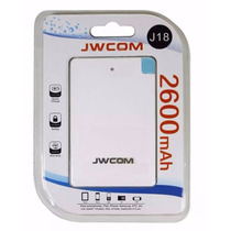 Carregador Bateria Portátil 2600 Mah Universal Power Bank V8