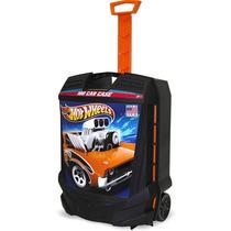 Maleta De Hot Wheels, Para 100 Carros Entrega Personal O Env