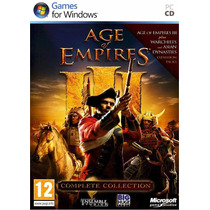 Age Of Empires Iii: Complete Collection (pc) 3 Aoe Fisico