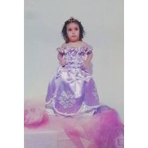Disfraz, Vestido Princesita Sofia