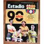Revista Estadio Barcelona 90 Años Con 36 Tarjetas Y Poster