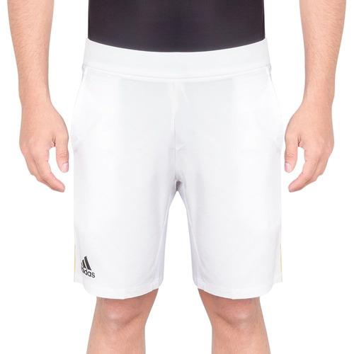 0e9439ba4 Shorts adidas London Branco - Edição Exclusiva Wimbledon - R  139