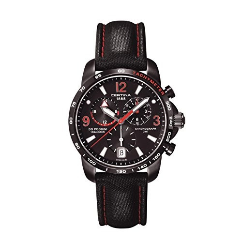 Rejoj Hombre Certina Ds Podium Gmt Reloj -   4.301.533 en Mercado Libre 20d321afa6da