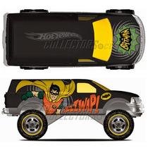 Hot Wheels Cultura Pop Batman Ford F-150