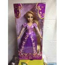 Muñeca Princesas De Colección Disney Rapuncel