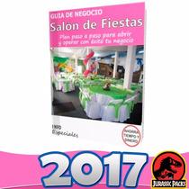 Como Poner Salon De Fiestas - Guía Para Iniciar Negocio 2016