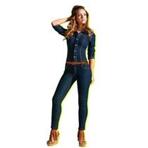 : Jumper Andrea Ajustado Pantalon Corte Entubado 1115390