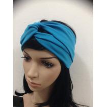 Cintillos De Tela, Headbands, Turbantes