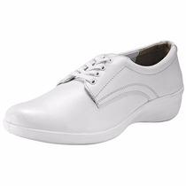 Zapatos Flexi Piel 25601 Blanco Oi