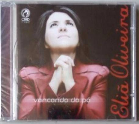 novo cd de elia oliveira vencendo de pe