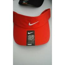 Linda Viseira Nike Importada Vermelha