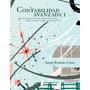 Contabilidad Avanzada I 1ed - Javier Romero Lopez - Libro