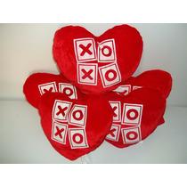 12 Peluches En Forma De Corazón Paquete 2