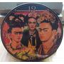 Wow Reloj Original Frida Kahlo Pinturas Arte Feminismo 30 Cm