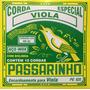 Paganini Jogo De Corda Passarinho Viola Cebolão Mi-e Pe820