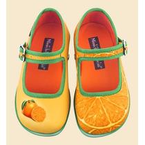 Zapatos De Niñas Mini Chocolaticas