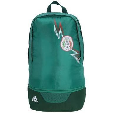 63489b2dc2a73 Mochila Bag Pack adidas Seleccion Mexicana 100%original -   579.00 ...