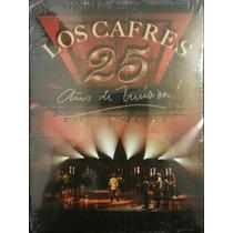 Los Cafres 25 Años De Música 2 Cd+ Dvd Nuevo Sellado