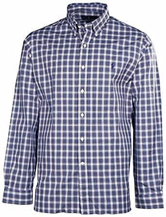 Camisa Social Polo Ralph Lauren Tamanho G   L Custom Fit - R  185 3dad50ab3f765