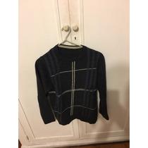 Sweater Pulover De Hombre Marca Belvedere Talle S