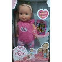 Nenuco Muñecas Para Niñas Baby Nice Valeria Cicciobello