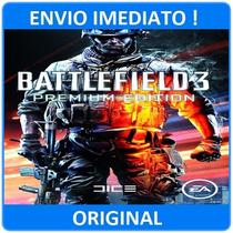 Battlefield 3 Premium Edition Origin Envio Imediato! Bf3