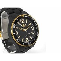 Relógio Adidas Adh2605 Chronograph Pulseira Silicone Origina