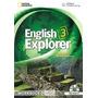 English Explorer 3 - Wb + A/cd - Stephenson, Hel