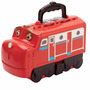 Valija Guarda Hasta 17 Trenes Chuggington Wilson Maletin