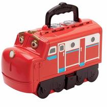 Valija Guarda Hasta 17 Trenes Chuggington Wilson Maletin