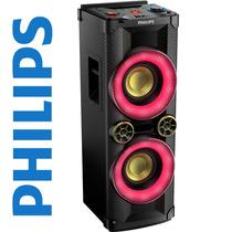 Som Potente Residencial Philips Cd/usb/aux/bluetooth 900w