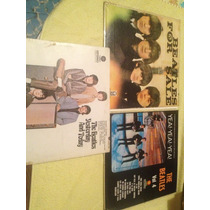 The Beatles Yesterday And Today & For Sale & Vol4