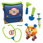Set Bolso Doctora Juguetes Disney + Squibbles / Entrega Inmd