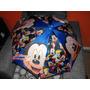Paraguas Mickey Mouse, Con Detalle.