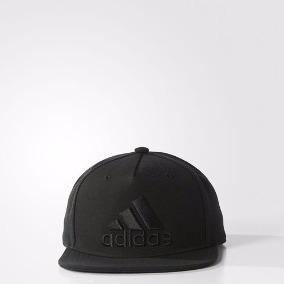 680c0478368ad Gorra adidas Snapback Negra Original Adulto -   549.00 en Mercado Libre