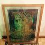 Cuadro De Rompecabezas Armado Tutankamon
