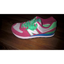 New Balance Classic 574 Pink Confort