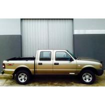 Ford Ranger Xl Plus 4x4 2006 */ $ 155000 Y Cuotas /*