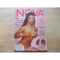 Revista Nova - Nº 5 - 1990 - Capa Com Isadora Ribeiro