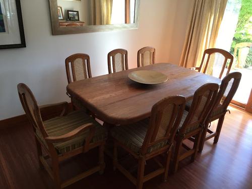Comedores usados en mercado libre for Comedores 8 sillas chile