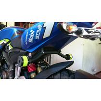 Bajaj Pulsar Ns 200 2016 Azul Celeste Electrico 2016