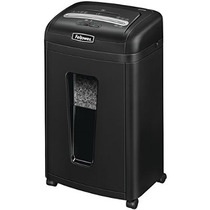 Fellowes Powershred 455ms 9-hoja De Micro-corte Del Papel Y