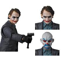 Guason The Jocker Batman Mafex