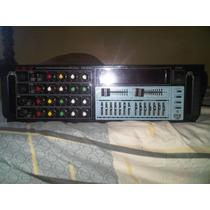 Planta/amplificador Casero Lsv Usado/(2)cajones 15 Pulgadas