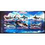 Fil A646 Tubarão Fauna Marinha Bloco De Tchad 2013