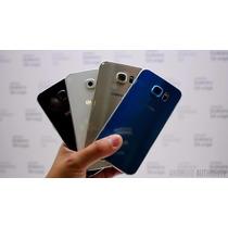 Samsung Tapa Trasera Cristal Galaxy S6 + Adhesivo