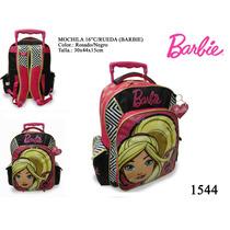 Bolsos Maletas Escolares Barbie